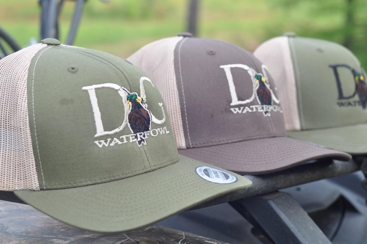 Hats – Dream Green Waterfowl 1122b729099