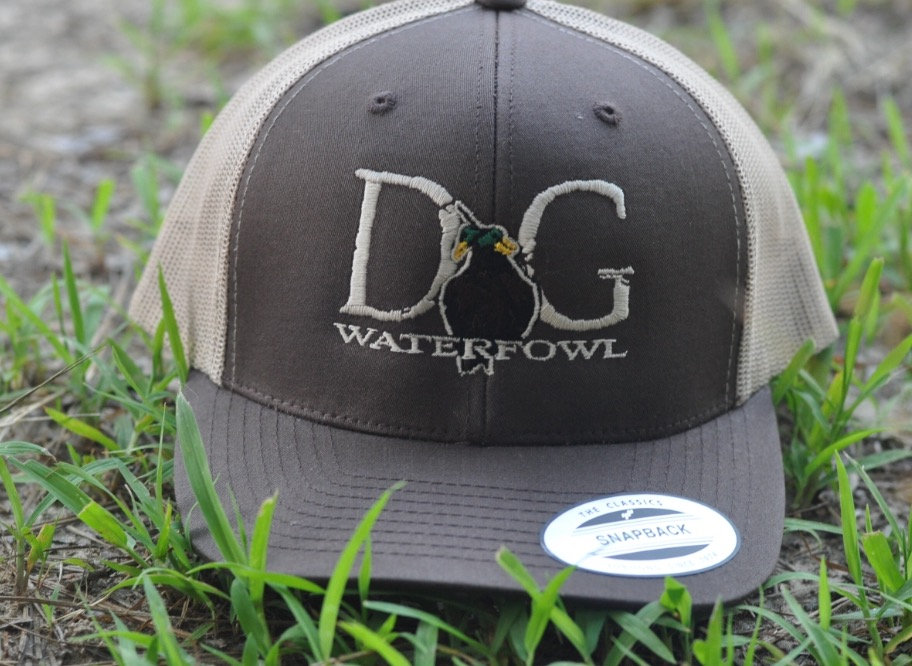 Dream Green Classic Snapback-Brown – Dream Green Waterfowl badf1af0275